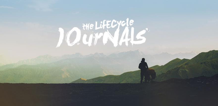 骑行40000公里 英国胶片摄影师的骑游之旅
